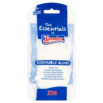 Essentials Disposable Gloves