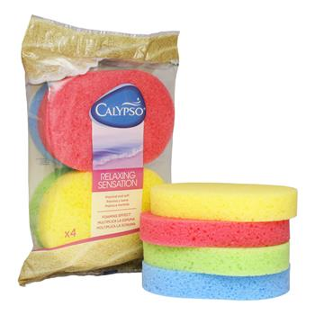 Calypso Relaxing Sensation Body Sponges