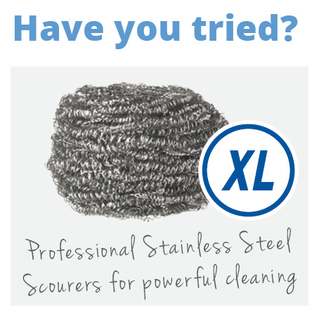 Specialist Stainless Steel Scourers