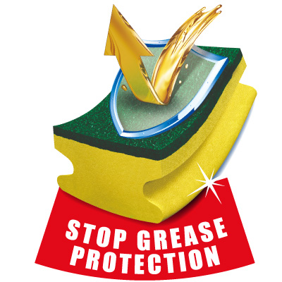 Anti grease icon