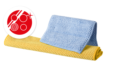 Microfibre Kitchen Kit