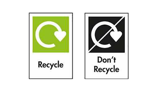 OPRL Recycling Labels