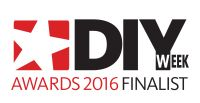 DIY Weeks Awards Finalist