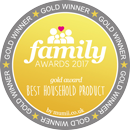 Family Awards - Gold winner for the Best Household product