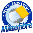 With Powerful Microfibre