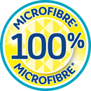 100% Microfibre - Cloth