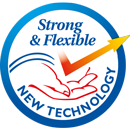 Strong & Flexible - New Technology