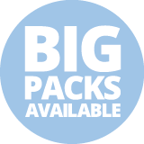 Big Packs Available
