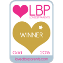 Loved By Parents Gold Winner 2016