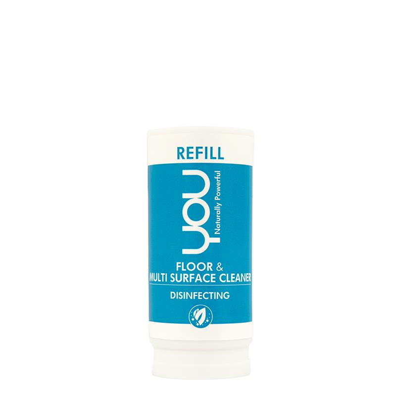YOU Floor & Multi Surface Cleaner Menthol Fresh Refill