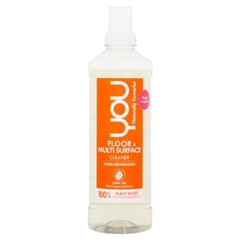 YOU Floor & Multi Surface Cleaner Citrus Zest 1l