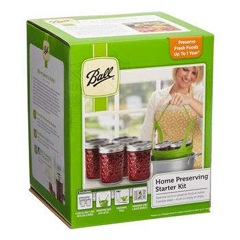 Ball Home Preserving Starter Kit