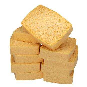 Household Sponges 10 pack