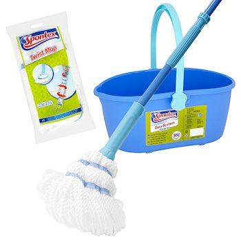Twist Mop Bundle