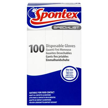 Specialist Disposable Gloves 100 Pack